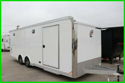 2019 Intech Trailers Tag BTA8524TA3 iCon Package New
