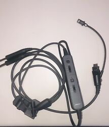 Bose Proflight Series 1 Cable Assembly Bluetooth With Carrying Case