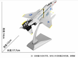 1/100 American F4-c Fighter Aircraft Model Us Military Airplane Toy Ornaments