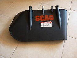 Genuine Scag Walk Behind Mower Discharge Chute Assembly 462031 36 And 48