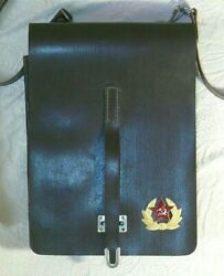 Wwii Field Bag Military Officer Tablet Soviet Russia