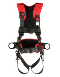 Protecta Black Comfort Construction Style Positioning Harness