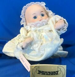 Baby Linda Brahms Lullaby Music Box Seymour Mann Connoisseur Doll Collection