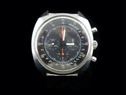 Tissot Seastar T.12 Chronograph In Stainless Steel With Lemania 1281 - Serviced