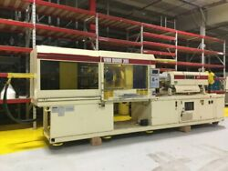 Van Dorn 300 Ton Injection Mold Machine 300-rs-30fht Used 101652