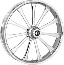 Rc Components Exile Non Abs 23 Front Wheel 14-19 Harley Touring Flhx Flhr Fltru