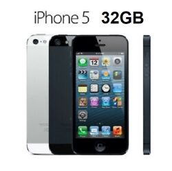 Apple Iphone 5 32gb A1428 Refurbished To New In Retail Box All Accessories Local