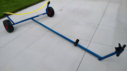 Boat Dolly for Laser Class Sailboat w Beach Wheels $450.00
