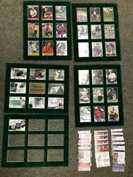 35 Signed Masters Winners Signed Trading Cards Jsa Or Upper Deck Authenticated