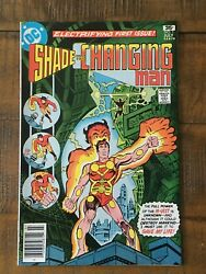 Shade The Changing Man 1 / 1st App. New Hbo Show Justice League Dark