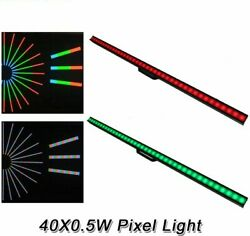 Led Pixel Light Club Rgb Stage Effect Lighting Rj45 Signal Cable Decorations New