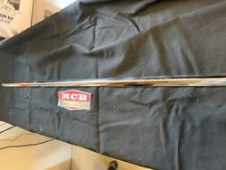 1963-64 Plymouth Sport Fury Savoy Deck Lid Molding Stainless Steel New Upper