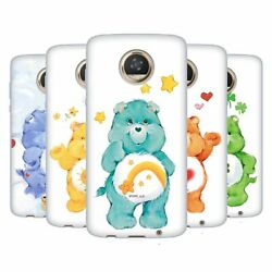 Official Care Bears Classic Soft Gel Case For Motorola Phones