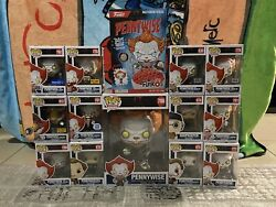 Funko Pop Movies It Chapter Two Lot