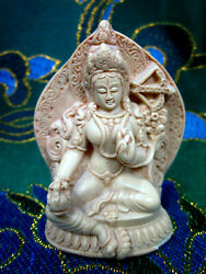LARGER SIZE RED TARA KURUKULLA FOR MAGIC amp; ENCHANTMENT TIBETAN BUDDHIST STATUE $44.05