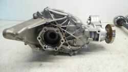 2019 Audi Q8 Differential Carrier Assembly Part 0g2 500 043 B