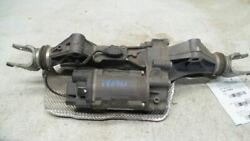 17 18 19 Audi Q7 Rear Axle Steering Gear Rack And Pinion Part 4m0 501 055