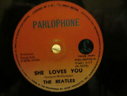 The Beatles 78 Rpm She Loves You /iand039ll Get You Parlophone Orig Philippines