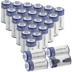 25 pcs SC battery 2000mah SUBC batteries rechargeable nicd 1.2V real capacity