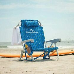 Tommy Bahama 2020 Backpack Cooler Chair with Storage Pouch and Towel Bar $179.99