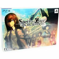 Steinsgate Double Pack Limited Edition - 2 Giochi - Originale Ps3 - Nuovo Jp