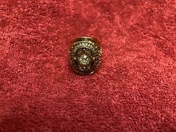 New York Yankees 1952 Championship Ring Amazing High Quality And Has The Box