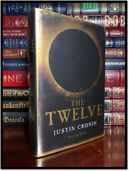The Twelve ✎signed✎ By Justin Cronin Limited 1st Edition And Print Hardback 1/500