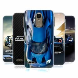 Official Ford Motor Company Gt Supercar Soft Gel Case For Lg Phones 1