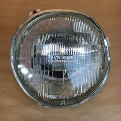 Oem Sylvania 7 Inch Sealed Beam 2d1 Front Headlamp High/lo Light Bulb Tested