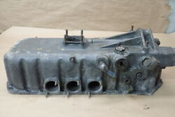 Geared Avco Lycoming 435 Engine Sump Assembly As Removed
