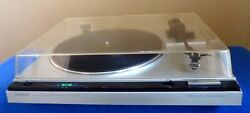 Kenwood Kd-41r Direct Drive Turntable Japanese See Video