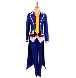 No Game No Life Cosplay Costume Sora Noble Uniform Outfit Full Setfree Shipping