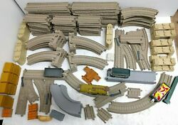 100+ Piece Hit Toy Co Thomas The Train Track Engine Cars Raisers Switches