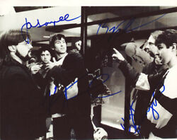 Jay And Silent Bob Strike Back Movie Cast - Autographed Signed Photograph