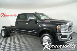 2019 Ram 4500 Limited 60CA 4WD Diesel Pickup Backup Camera Bluetooth New 2019 RAM 4500 Chassis Limited 4WD Diesel Truck Backup Camera 31Dodge 191733