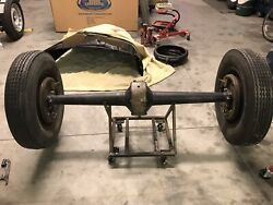 1928 Ford Model A Rear Axle Assembly
