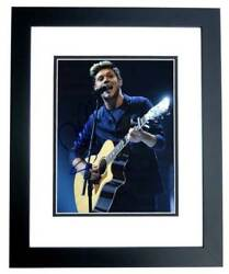 Niall Horan Signed - Autographed 1d One Direction 8x10 Inch Photo Framed