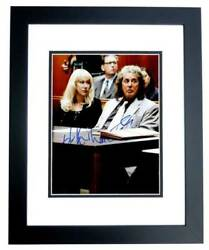 Helen Mirren And Al Pacino Signed Phil Spector The Movie 8x10 Inch Photo Framed