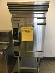 STEAMER OVEN ELECTRIC CONVECTION - WITH HOOD - GENTLY USED