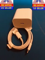 18W Fast NEW Quality Wall and USB Charger For iPhone 11 Xs Xr X 8 7 6S 6 5S 5