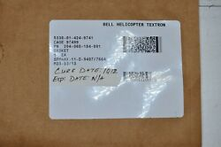 Bell Helicopter Textron Gasket Oh-58 Ah-64 Ch-47 Uh-60 Military Aircraft Surplus