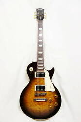 Orville By Gibson Lps-q High-end Model Quilt Top 1991s