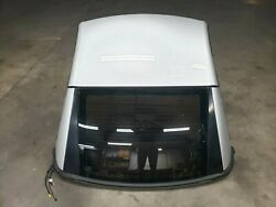 03-08 Mercedes Sl500 Sl55 Convertible Roof Top W/glass Complete Assembly 460 Oem