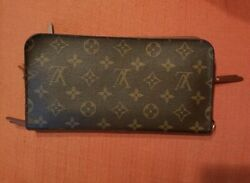 Authentic Louis Vuitton Long Wallet Insolite Brown Monogram New Without Tags