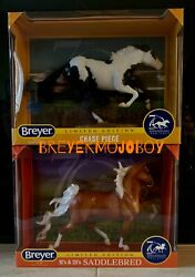 Breyer 70th Anniversay Chase Saddlebred Selling My Collection