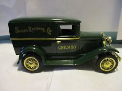L-59 Henry's Lady Ford Model A, Die-cast Bank-sold By Sears No Box