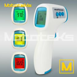 Infrared Thermometer Gun No Touch Digital Laser Temperature Reading $11.99