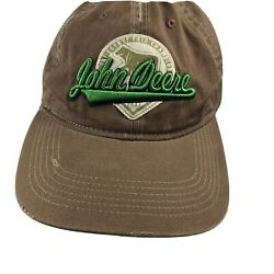 John Deere hat Tri-County Fair Champion patch embroidered distressed adjustable $14.97