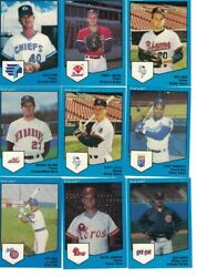 Procards Aaa Baseball Card Set And 2005 Upper Deck First Pitch Unopened Pack