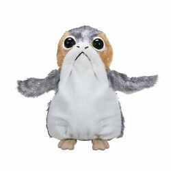 Star Wars The Last Jedi Porg Electronic Plush Doll Without Additional Batteries